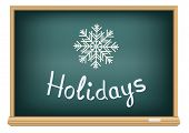 school board holidays