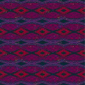 Stylized Thai ethnic pattern