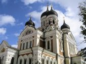 St. Alexander Nevsky Cathedral In Tallinn