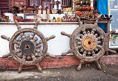 Wooden Steering Wheels