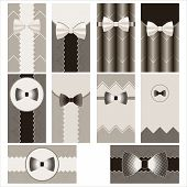 White Tie Cards