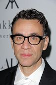 LOS ANGELES - NOV 7:  Fred Armisen at the Flaunt Magazine November Issue Party at Hakkasan on November 7, 2013 in Beverly Hills, CA