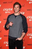 LOS ANGELES - NOV 6:  Derek Theler at the CRUSH by ABC Family Clothing Line Launch at London Hotel on November 6, 2013 in West Hollywood, CA