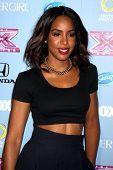 LOS ANGELES - NOV 4:  Kelly Rowland at the 2013