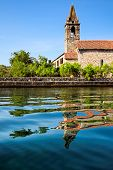 Montenegro in the ancient town of Perast