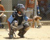 Catcher In Stance