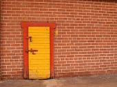 Yellow Door Red Trim 2