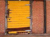 Yellow Door Red Trim 3