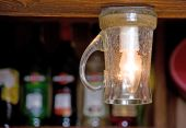 Lamp Like Beer Glass