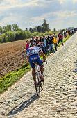 Murilo Antonio Fischer- Paris Roubaix 2014