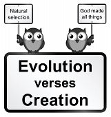 Evolution verses Creation