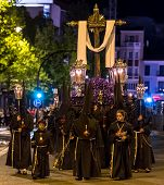 Valladolid Good Thursday Night 2014 03