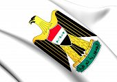 Iraq Coat Of Arms