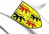 Hainaut Coat Of Arms