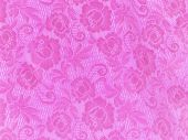 Pink lace background