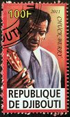 Chuck Berry Stamp