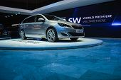 Peugeot 308 At The Geneva Motor Show