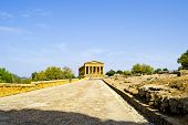 alley of Temples, Agrigento