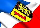 Flag of Mannheim