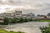 Chateau Amboise On The River Loire