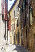 Piancastagnaio (amiata, Tuscany)