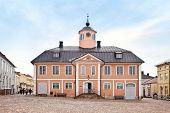 Finland. City Porvoo. Town Hall