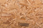 detail of osb texture wood background