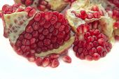 The Fruit Pomegranate