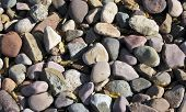River Rock And Stone Background