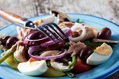 french salad nicoise