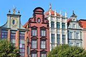 Beautiful Architecture Of Gdansk