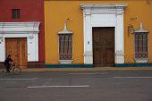 Colourful Buildings of Peru