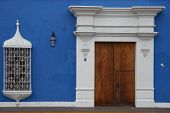 Colourful Buildings of Peru
