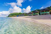 Samoan Beach Fales