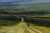Biking the Dalton highway