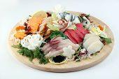 Big Plate Of Sashimi