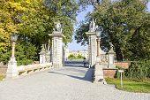 Entrance Gate, Wilanow, Poland