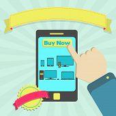 Buy Electronic Equipment Through Phone