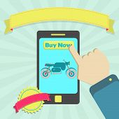 Buy Motorcycle Online Through Phone