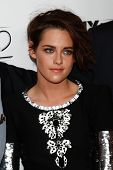 NEW YORK-OCT 08: Actress Kristen Stewart attends the premiere of