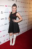 LOS ANGELES - OCT 9:  Laci Kay at the Star Magazine Scene Stealers Event at Lure on October 9, 2014 in Los Angeles, CA