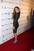 LOS ANGELES - OCT 9:  Kimberly Cole at the Star Magazine Scene Stealers Event at Lure on October 9, 2014 in Los Angeles, CA