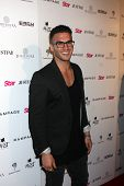 LOS ANGELES - OCT 9:  Richie Nuzz at the Star Magazine Scene Stealers Event at Lure on October 9, 2014 in Los Angeles, CA