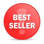 best seller web icon