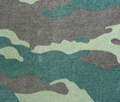 stock photo of camo  - Khaki camouflage texture - JPG
