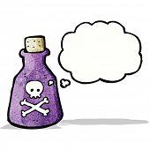 poison cartoon