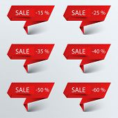 Paper Red Pointer Sale