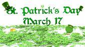 Saint Patrick's Day March 17