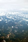 Beautiful view from the plane