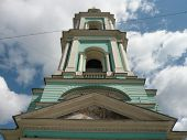 Elohovskiy Cathedral Entrance